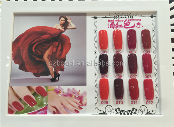 New Arrival Charming Color Light Changing Gel 2016 Private Label Nail gel Polish Manufacturers