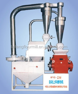 Professional manufacturer roller flour mill for corn flour mill machinery