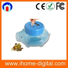 OEM logo printing oem plastic baseball piggy box pottery football money boxes manufacturer