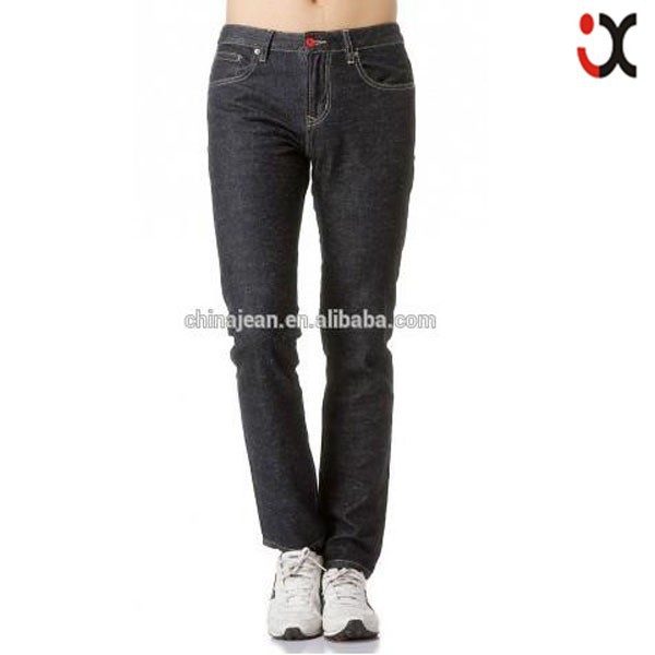 2015 popular five pockets young style jeans for men JX20037
