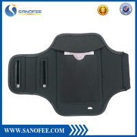 For iPhones Compatible Brand and Neoprene,neoprene armband Material Arm Band Cell Phone Holder