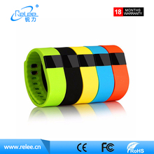 2017 Cheapest cool silicone bracelet multifunctional smart bracelet tw64