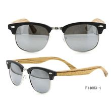 Hot Selling simple design innovative wooden plastic sunglasses