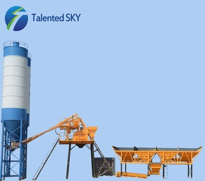 China Factory Small Ready Mix Concrete Batching Plant Price