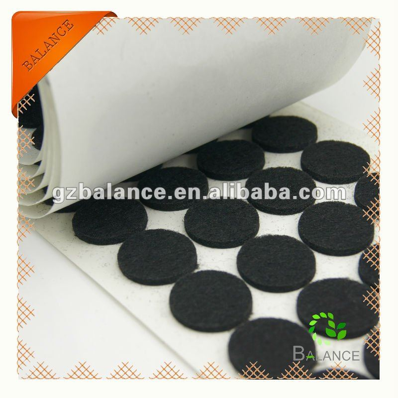 Felt Furniture Pad with Nail