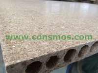 1180x2090x33mm/38mm hollow chipboard, hollow core chipboard,Tubular chipboard/particle board for door core