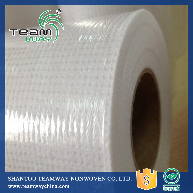 Stitchbond Mattress Nonwoven Printed Fabric by TEAMWAY