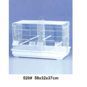 High quality plastic wire cage foldable pet cage acrylic bird cage