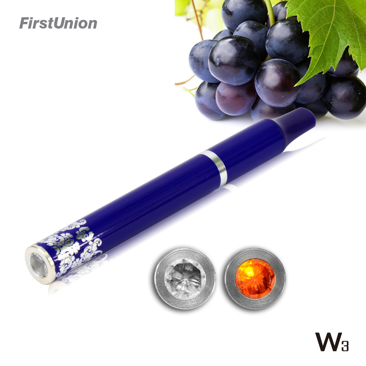chinese new product cute electronic cigarette W3 1000puffs fresh fruit flavors disposable shisha pen