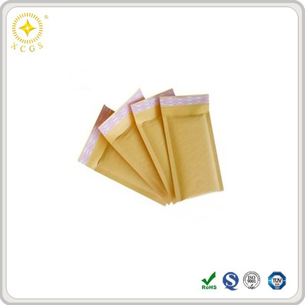 #1~ #7 Standard Sizes Kraft Padded Envelopes/Kraft Bubble Mailers/Jiffy Mailing Bag on Wholesale