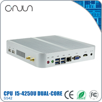 I5 4250 WIFI china computer factory durable classical mini pc win 8 computer