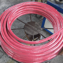 Steel Wire Braided surplus Hydraulic Oil Hose 2SN DN10 Pipe