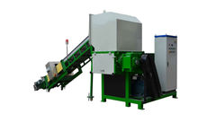 HDPE LDPE film shredder