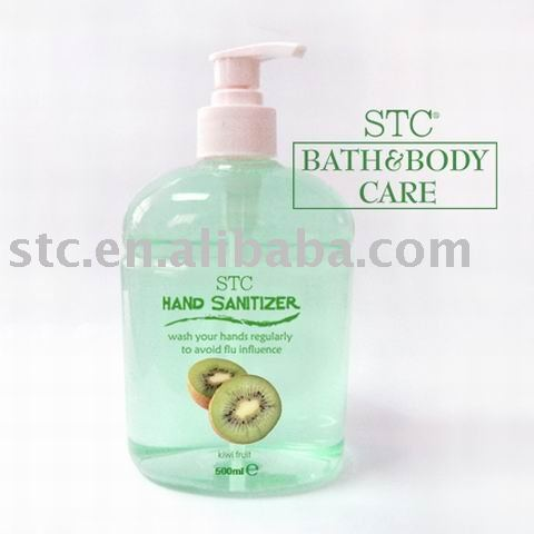 Anti-bacterial Hand sanitizer gel for hand wash