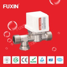 electric water valve flow control pneumatic actuated butterfly