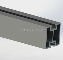 Extruded aluminum coner