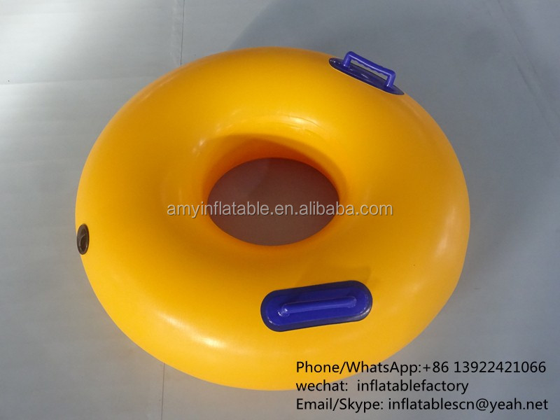 PK used inflatable rubber boat water game water tube Rapid River Raft for sale