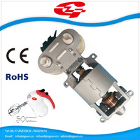 high speed dc motor for home appliance eggbeater machine