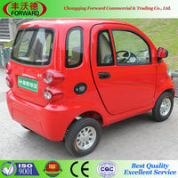 Closed Passenger Electric Tricycle 1200W