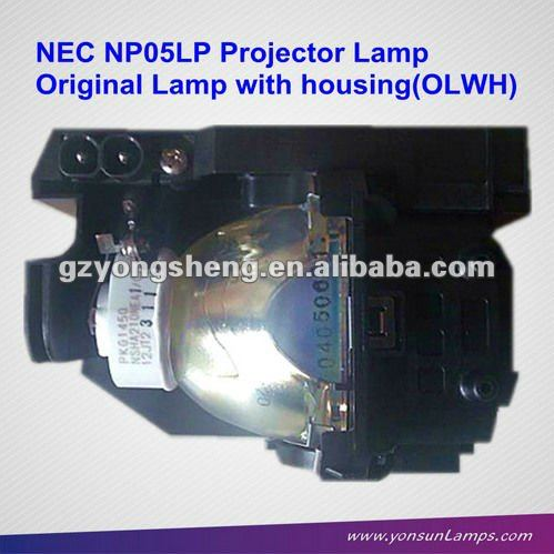 NP05LP projector lamp for NEC NP905 projector