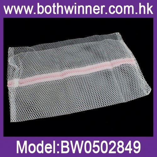 laundry bag pattern , H0T202 , washing net with printing , folding mesh laundry bag