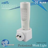 14 Super white LEDs sensor light induction led flashlight