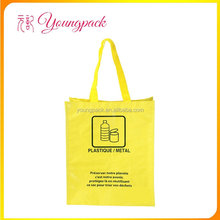 High Quality Eco-friendly PP Woven Shopping Tote Bags