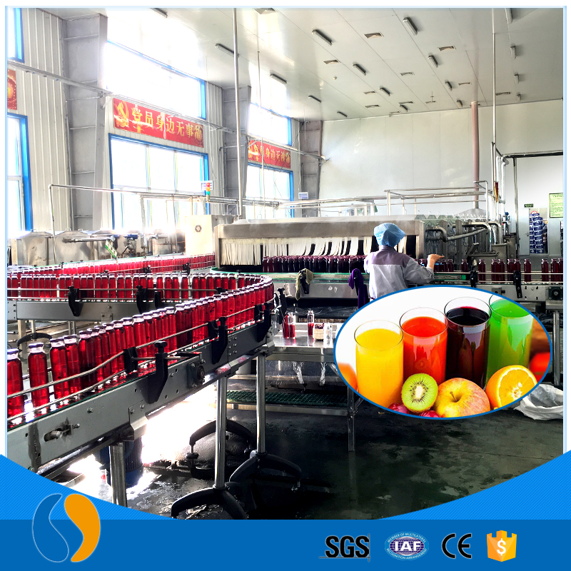 Juice extractor fruit juice concentrate processing machine