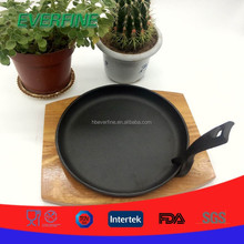 9 inch pizza warming plate with removable handle