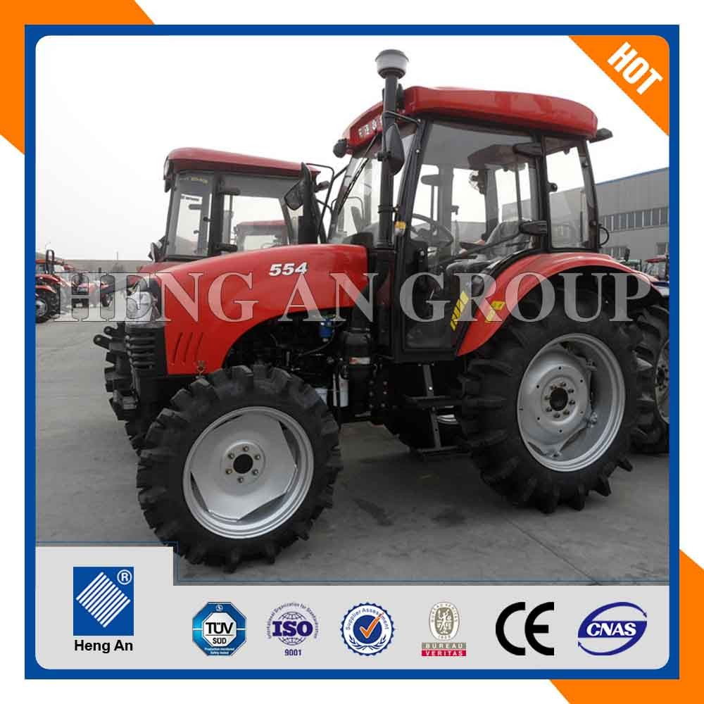 25hp~180hp agriculture tractor with cab air conditioner