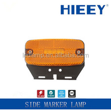 E-MARK waterproof led side marker light for truck trailer ,clearance light 12V 24V LED Auto Light