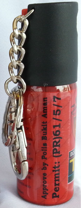 TG-2510 Hot Pepper Security Spray