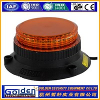 LED Rotating Strobe Light Warning Beacon Amber and Yellow Color order number STBL002