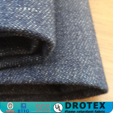 NFPA2112 /NFPA 2112 100% COTTON flame retardant Denim JEANS fabric 360gsm /WOPRKWEAR