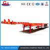 hot sale Manufacturing 3 Axles 30FT Container Semi Trailer