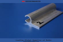 9.5mm single flat keder for tent