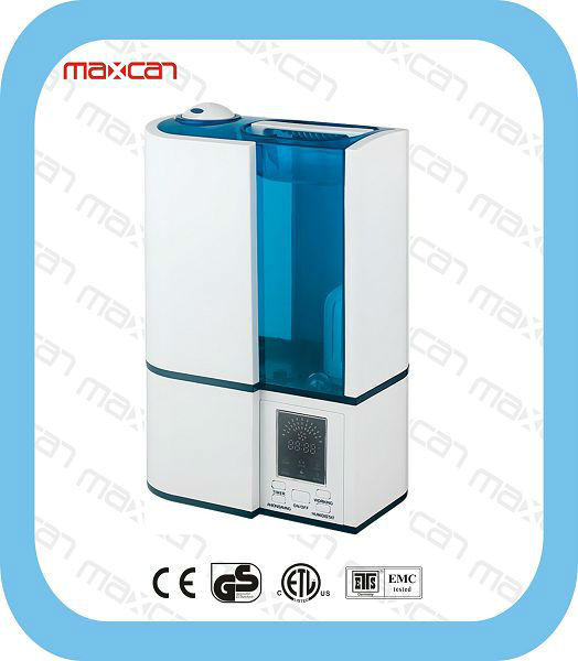 LED Display Digital Cool Mist Home Air Humidifier