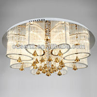 wholesale crystal low ceiling chandelier