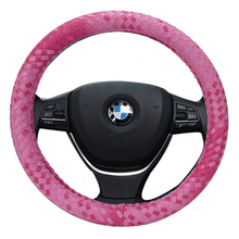 alcantara steering wheel covers car accessories for girls
