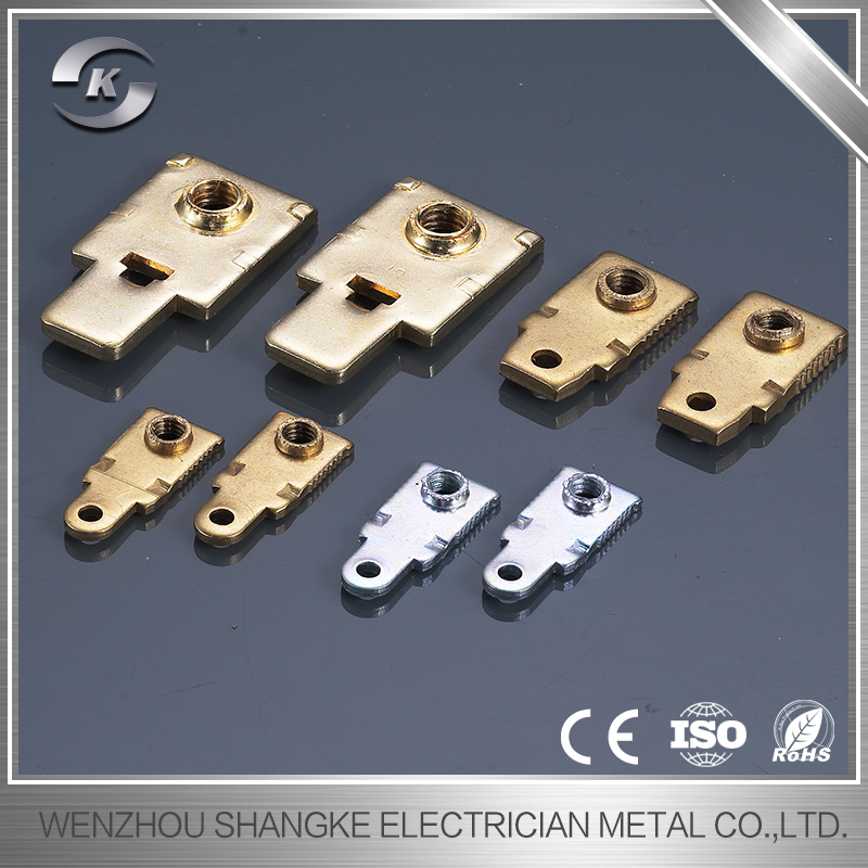 stainless steel laser cutting service,Metal Fixed Contact,Metal Stamping Part