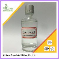 factory price organic food/cosmetic grade tea tree oil