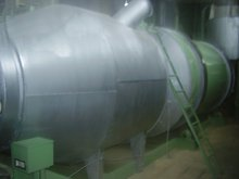 Drying Machine For Sawdust, Biomass