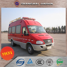Hot Sale on Alibaba Command And Communication Fire Vehicle