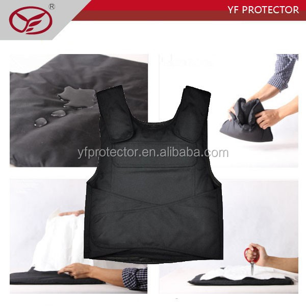 VIP tactical kevlar fabric military bullet proof vest ballistic level iv prices for sale