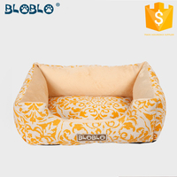 Folding comfortable dog sex dog bed sofa cushion