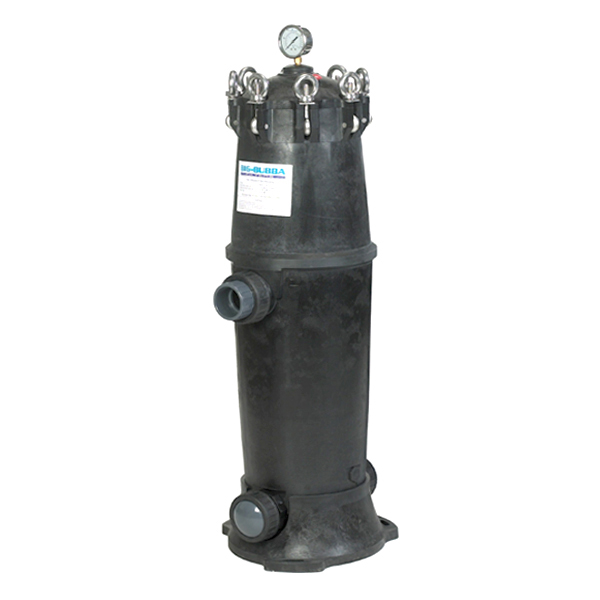 Watts Non-metallic Jumbo Cartridge Filter Housing for High Flow Rates & Low Costs