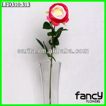 Artificial wedding flores hacer artificial sola rosa flores
