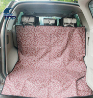 luxury booster dog car seat