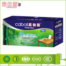 Caboli waterproofing varnish odorless paint for wood