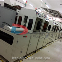 Automatic LED bulb production line/LED light assembly line